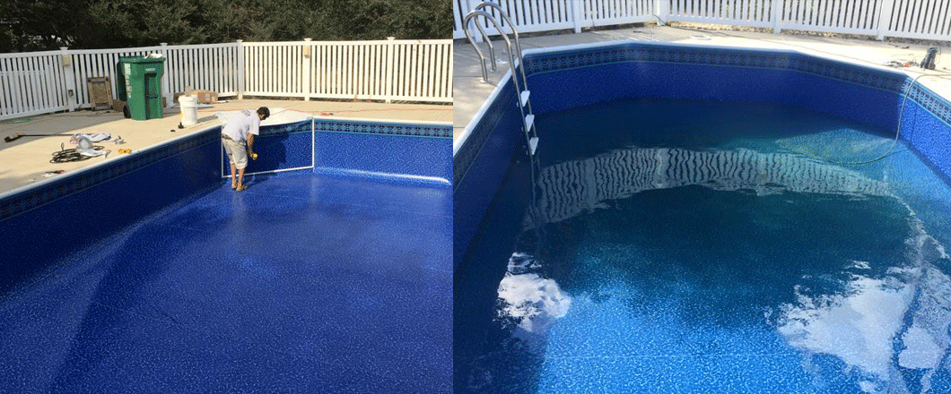 What if my pool starts leaking?